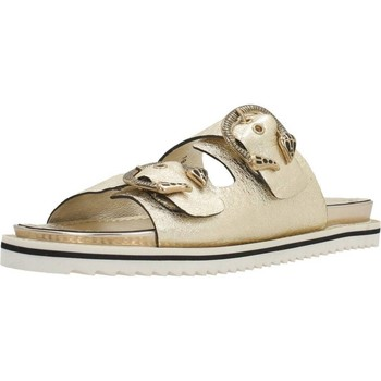 Chaussures Femme Mules Elvio Zanon H3804P D´or