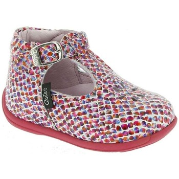 Chaussures Fille Ballerines / babies Aster Odjumbo MULTICOLORE