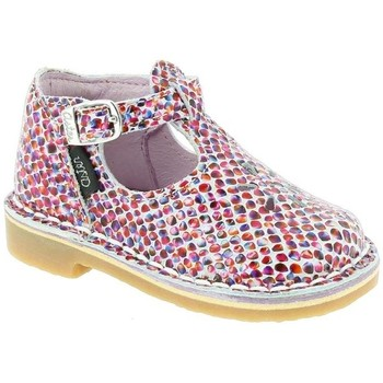Chaussures Fille Ballerines / babies Aster Bimbo MULTICOLORE