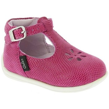 Chaussures Fille Ballerines / babies Aster Odjumbo FUSCHIA
