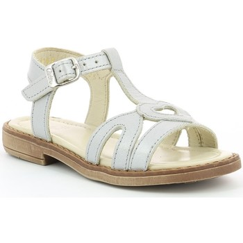 Chaussures Fille Sandales et Nu-pieds Aster Tchania ARGENT