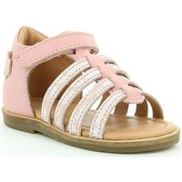 Chaussures Fille Sandales et Nu-pieds Aster Nime ROSE