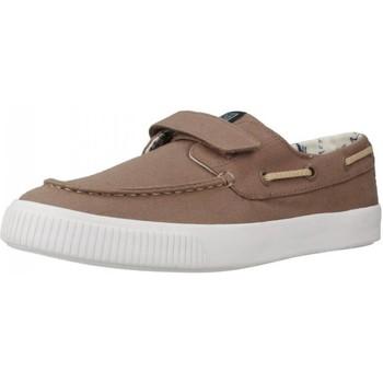 Chaussures Garçon Chaussures bateau Gioseppo 43979G Marron