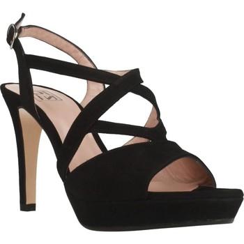 Chaussures Femme Sandales et Nu-pieds Joni 14224J Noir