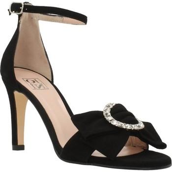 Chaussures Femme Sandales et Nu-pieds Joni 14254J Noir