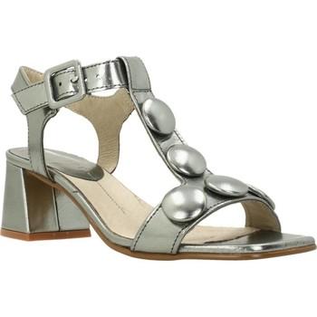 Chaussures Femme Sandales et Nu-pieds Deicolli 1SET114 Gris