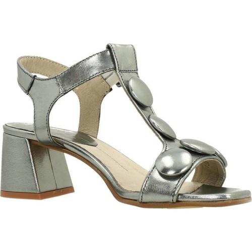 1SET114 Deicolli sandales et nu-pieds femme gris