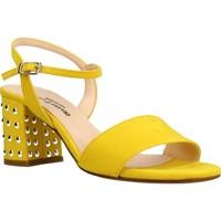 Chaussures Femme Sandales et Nu-pieds Eliza Ferrari 170 60 Jaune