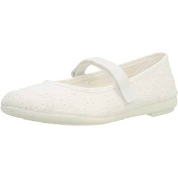 Chaussures Fille Derbies & Richelieu Vulladi 5417 572 Blanc