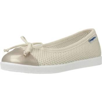 Chaussures Fille Derbies & Richelieu Conguitos IV129527 Brun