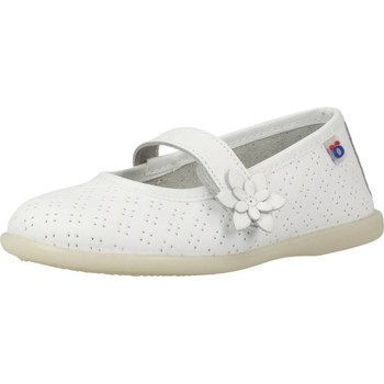 Chaussures Fille Ballerines / babies Conguitos IVS10255 Blanc