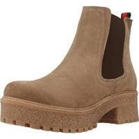 Chaussures Femme Boots Oii! 5010O Brun