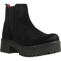 Chaussures Femme Boots Oii! 5010O Noir