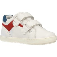 Chaussures Fille Baskets basses Chicco GIAN Blanc