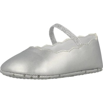 Chaussures Fille Ballerines / babies Chicco OLTY Argent