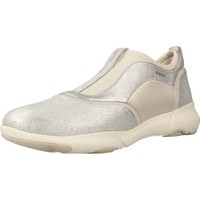 Chaussures Femme Slip ons Geox D NEBULA S Argent