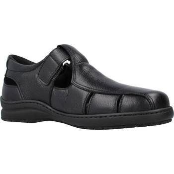 Chaussures Homme Sandales et Nu-pieds Pinoso's 6008H Noir