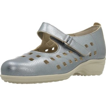 Chaussures Femme Ballerines / babies Pinoso's 7579 G Argent