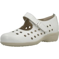 Chaussures Femme Ballerines / babies Pinoso's 7579 G Blanc