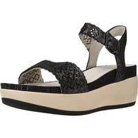 Chaussures Femme Sandales et Nu-pieds Lumberjack BLANCHE Noir