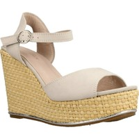 Chaussures Femme Sandales et Nu-pieds Lumberjack ESTELLE Blanc