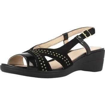 Chaussures Femme Sandales et Nu-pieds Stonefly VANITY III 8 Noir