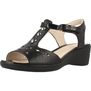 Chaussures Femme Sandales et Nu-pieds Stonefly VANITY III 9 Noir