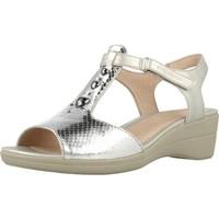 Chaussures Femme Sandales et Nu-pieds Stonefly VANITY III 9 Argent