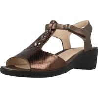 Chaussures Femme Sandales et Nu-pieds Stonefly VANITY III 9 Brun