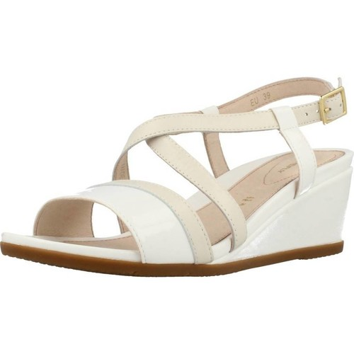 Chaussures Femme Sandales et Nu-pieds Stonefly SWEET III 5 Blanc