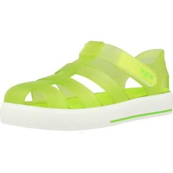 Chaussures Garçon Sandales et Nu-pieds Igor S10171 Vert