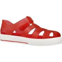 Chaussures Garçon Sandales et Nu-pieds Igor S10171 Rouge