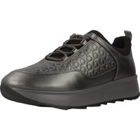 Chaussures Femme Baskets basses Geox D GENDRY C Gris
