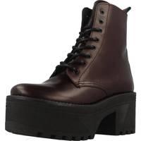 Chaussures Femme Bottes ville Alpe 3920 30 Rouge