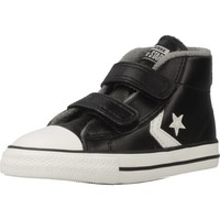 Chaussures Garçon Baskets montantes Converse STAR PLAYER 2V MID Noir