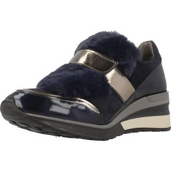 Chaussures Femme Baskets basses Angel Infantes 592A Bleu