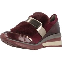 Chaussures Femme Baskets basses Angel Infantes 592A Rouge