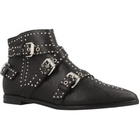 Chaussures Femme Bottines Janet&Janet WANDA42002 Noir