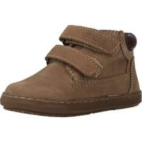 Chaussures Garçon Baskets montantes Chicco 1060447 Marron