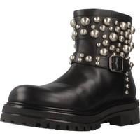 Chaussures Femme Boots Albano 8036AL Noir
