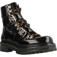 Chaussures Femme Bottines Albano 8056AL Noir