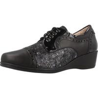 Chaussures Femme Derbies Argenta 82643 Noir