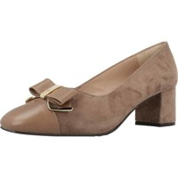 Chaussures Femme Escarpins Sitgetana 30407 Marron