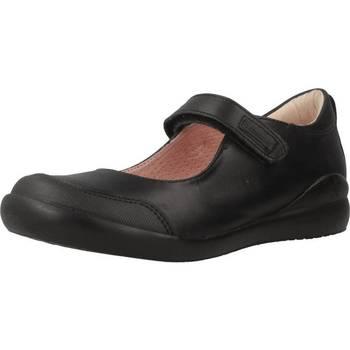 Chaussures Fille Derbies & Richelieu Biomecanics 181121 Noir