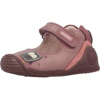 Chaussures Fille Ballerines / babies Biomecanics 181140 Rose