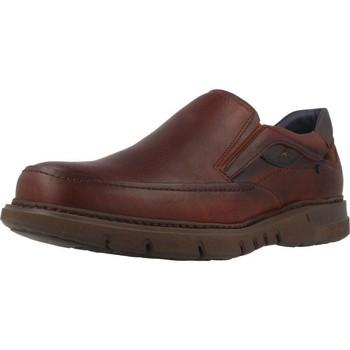 Chaussures Homme Mocassins Fluchos F0249 Brun