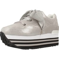 Chaussures Femme Baskets basses Apepazza 83013 Argent