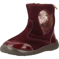 Chaussures Fille Boots Gioseppo 46657G Rouge