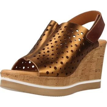 Chaussures Femme Sandales et Nu-pieds Carmela 66165C Brun