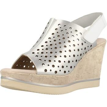 Chaussures Femme Sandales et Nu-pieds Carmela 66165C Argent